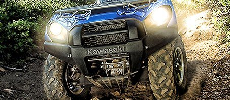 Lightspeed Motor Sports carries new ATVs, motorcycles, utility vehicles, and watercraft by Kawasaki and Suzuki